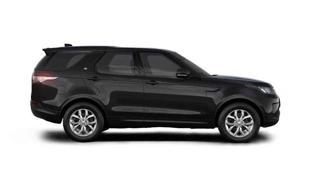 Land Rover  Discovery Narvik Black Colour