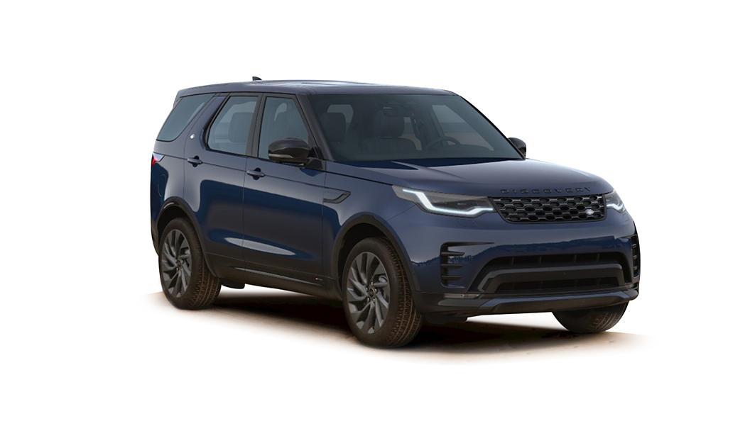 Land Rover  Discovery Portofino Blue Metallic Colour