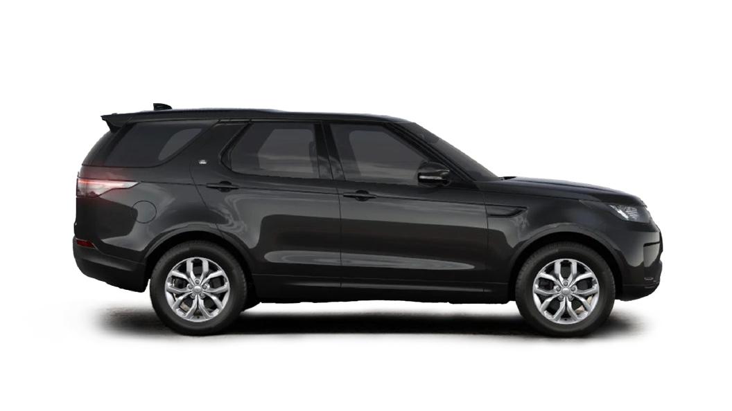 Land Rover  Discovery Santorini Black Colour