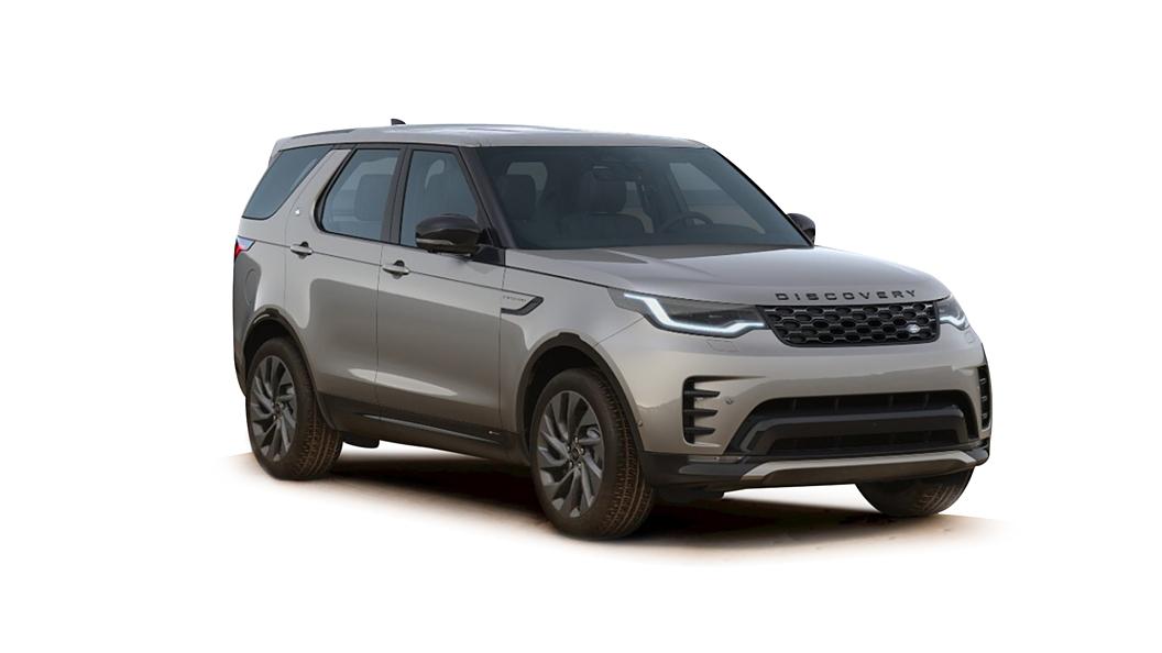 Land Rover  Discovery Silicon Silver Metallic Colour