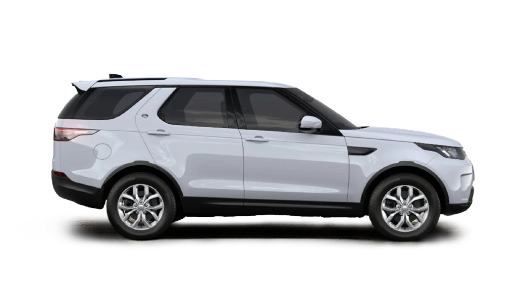 Land Rover  Discovery Yulong White Colour