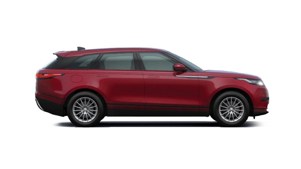 Land Rover  Range Rover Velar Firenze Red Metallic Colour
