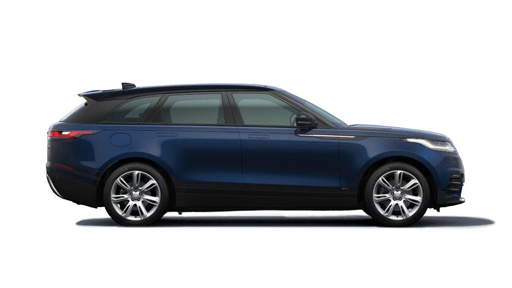 Land Rover  Range Rover Velar Portofino Blue Colour