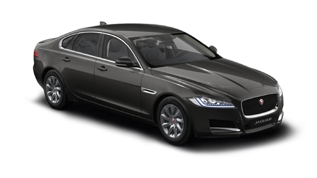 Jaguar  XF Carpathian Grey Metallic Colour