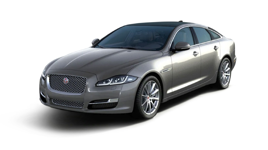 Jaguar  XJ L Corris Grey Metallic Colour
