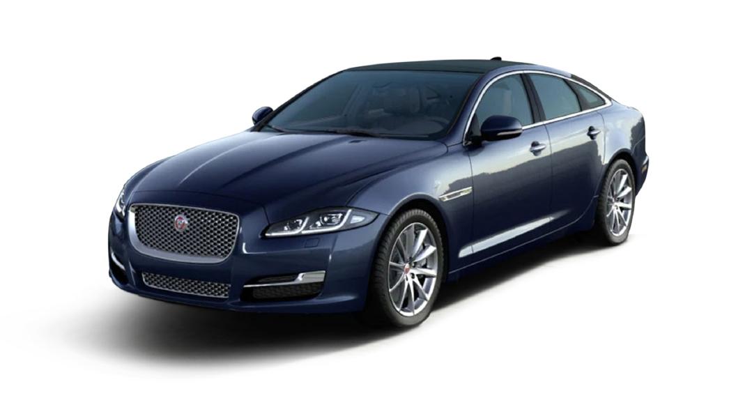 Jaguar  XJ L Loire Blue Metallic Colour