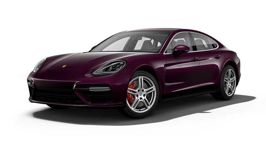 Porsche  Panamera Amethyst Metallic Colour