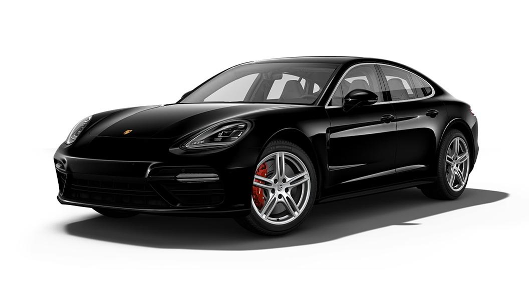 Porsche  Panamera Black Colour