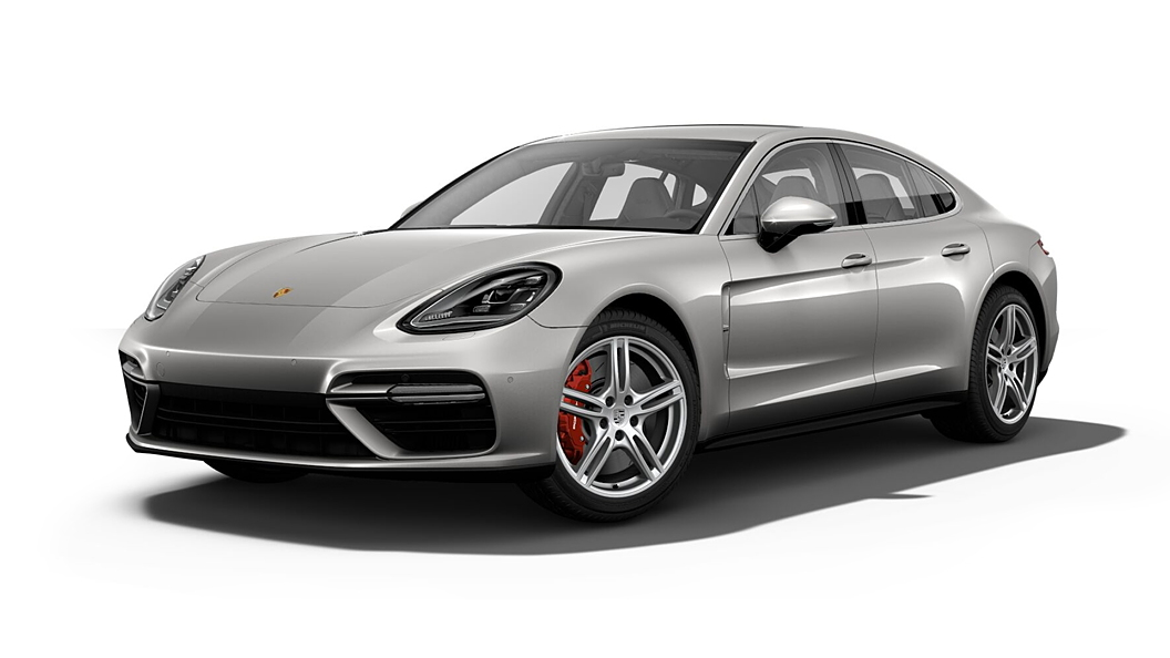 Porsche  Panamera GT Silver Metallic Colour