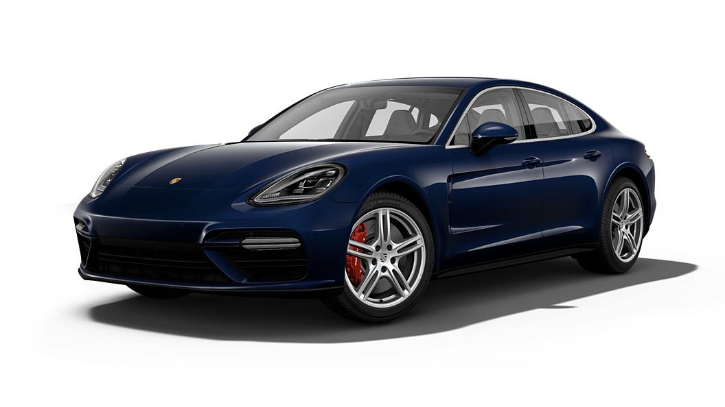 Porsche  Panamera Night Blue Metallic Colour