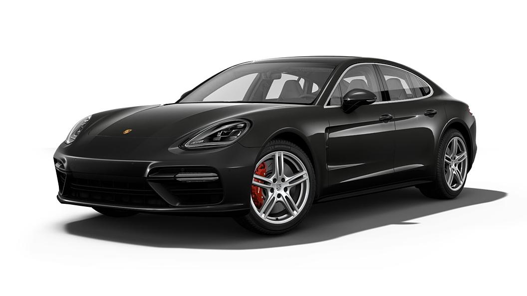 Porsche  Panamera Volcano Grey Metallic Colour