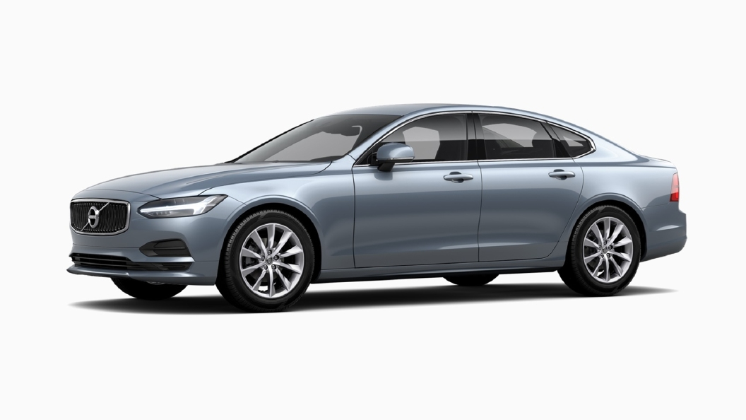 Volvo  S90 Mussel Blue metallic Colour