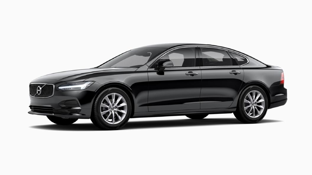 Volvo  S90 Onyx Black metallic Colour