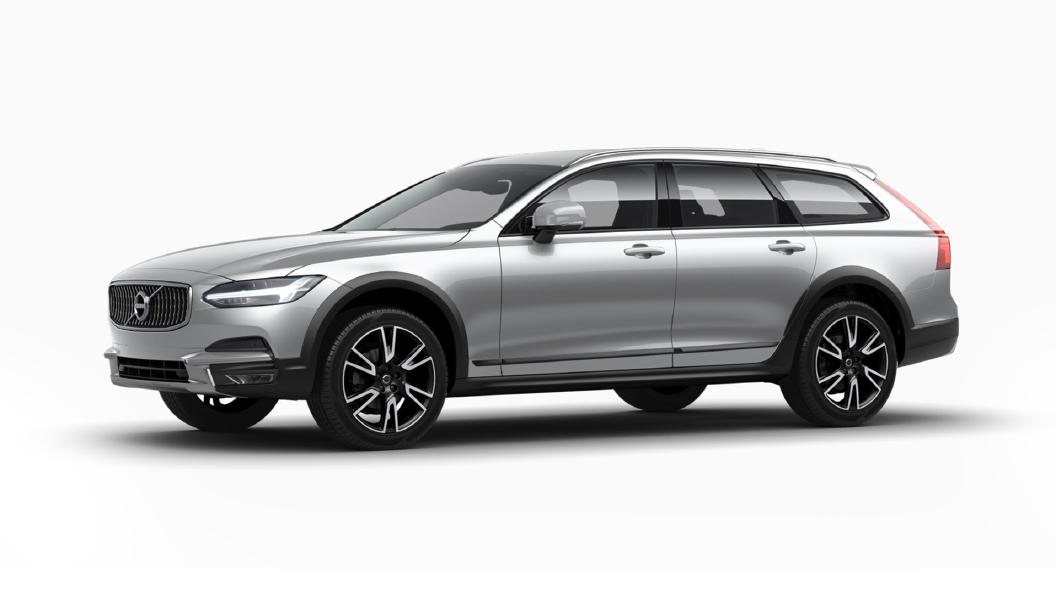 Volvo  V90 Cross Country Bright Silver metallic Colour