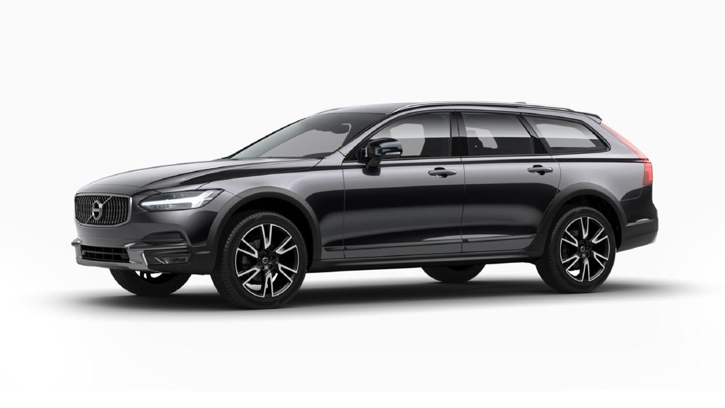 Volvo  V90 Cross Country Onyx Black metallic Colour