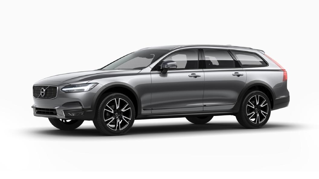 Volvo  V90 Cross Country Osmium Grey Metallic Colour