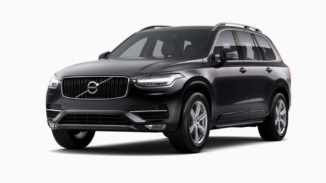 Volvo  XC90 Onyx Black Colour