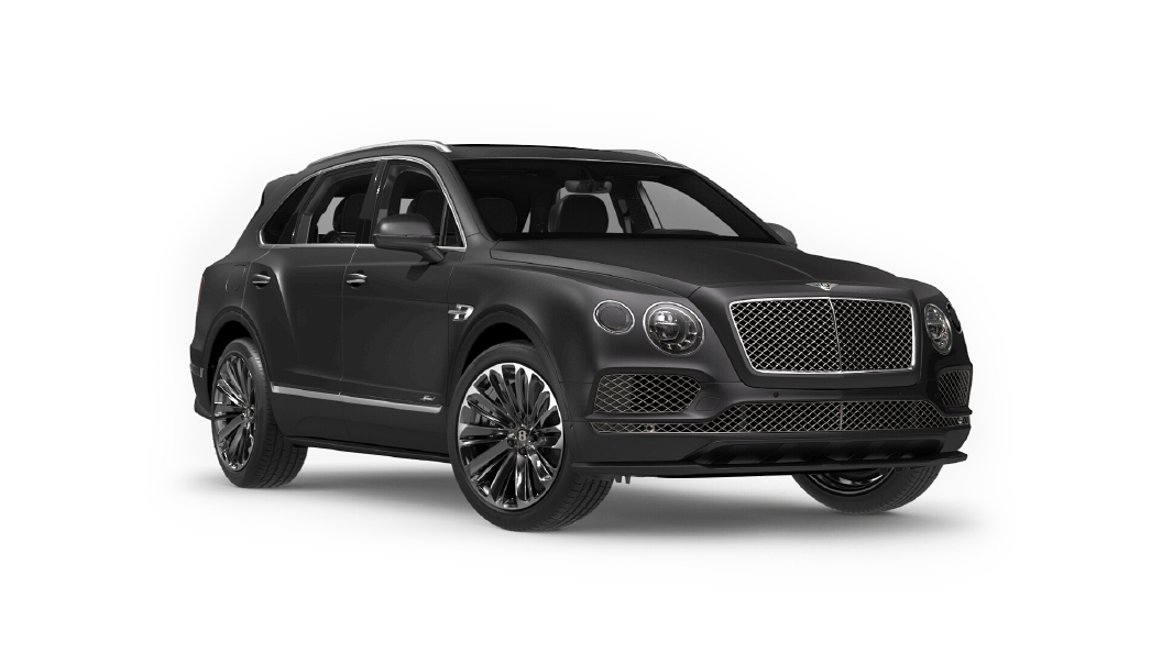 Bentley  Bentayga Anthracite Satin Colour