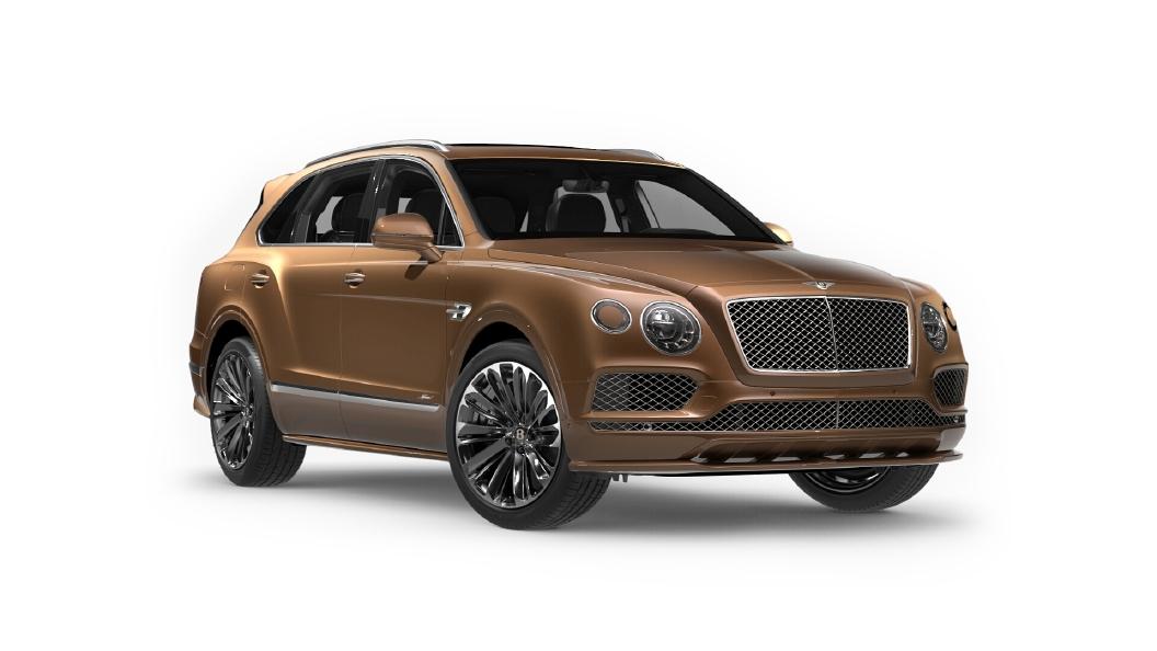 Bentley  Bentayga Bentayga Bronze Colour