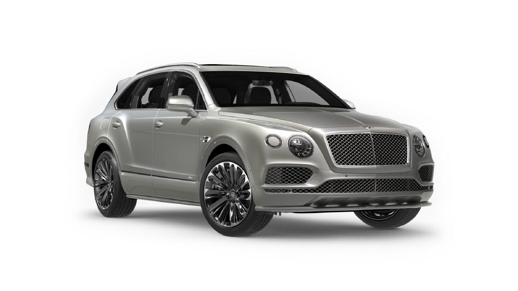 Bentley  Bentayga Extreme Silver Colour