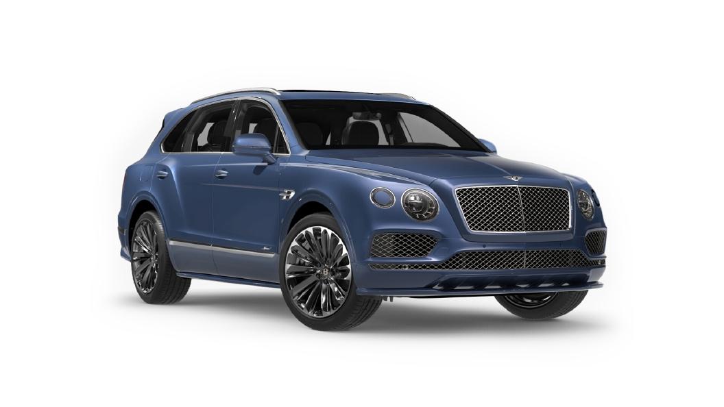 Bentley  Bentayga Neptune Colour