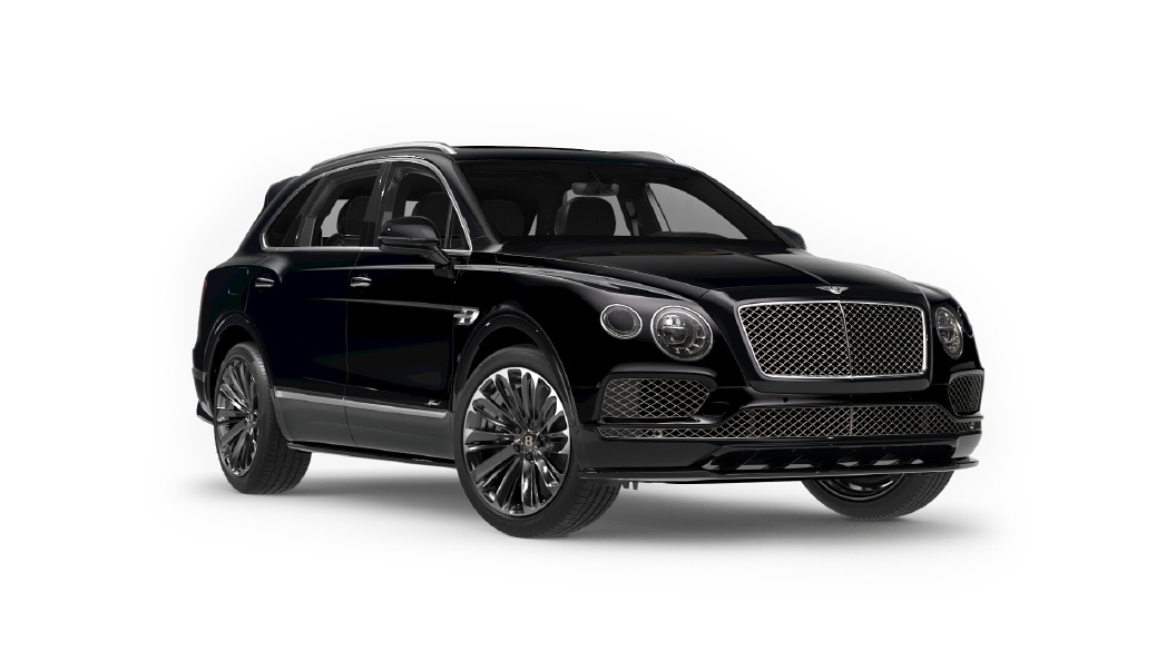 Bentley  Bentayga Onyx Colour