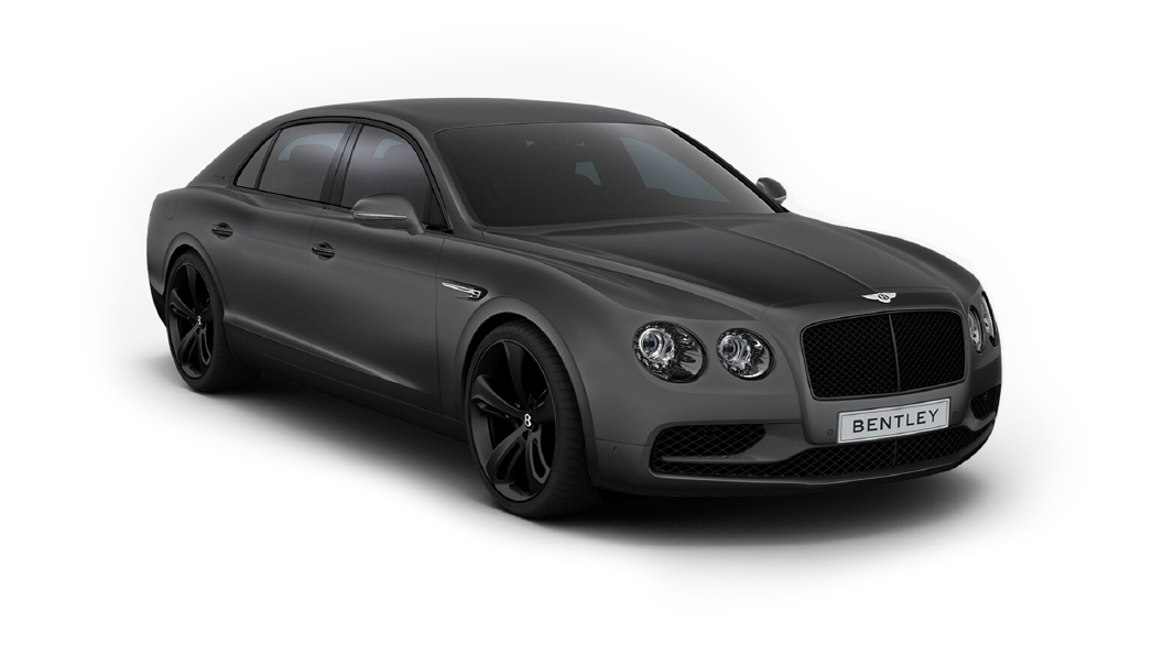 Bentley  Continental Flying Spur Anthracite Colour