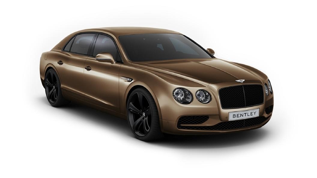Bentley  Continental Flying Spur Bentayga Bronze Colour