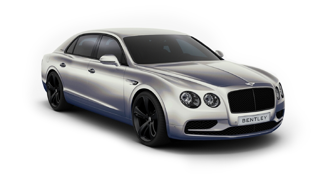 Bentley  Continental Flying Spur Extreme Silver Colour