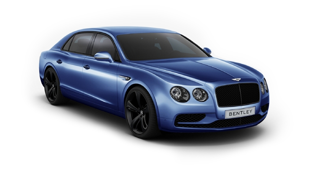 Bentley  Continental Flying Spur Neptune Colour