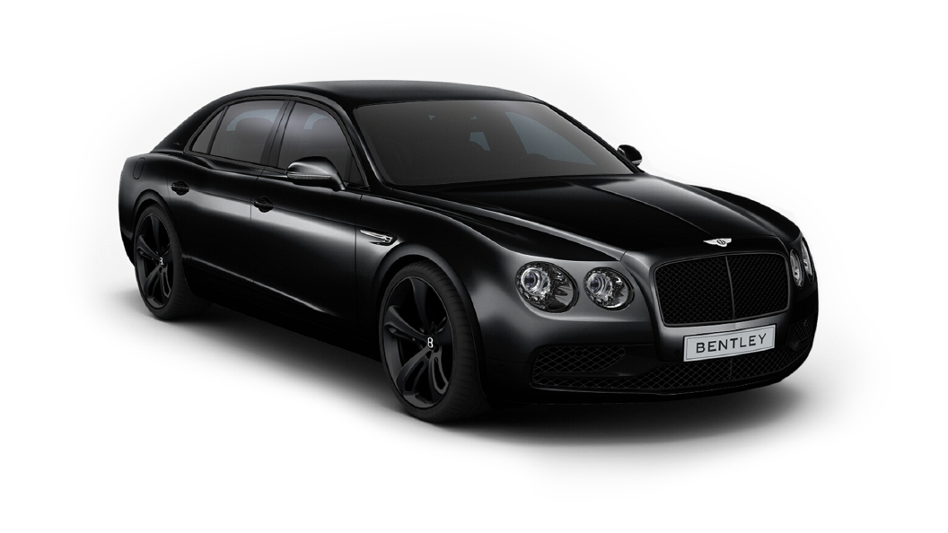 Bentley  Continental Flying Spur Onyx Colour