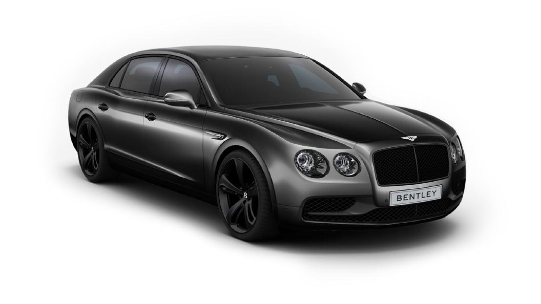 Bentley  Continental Flying Spur Titan Grey Colour