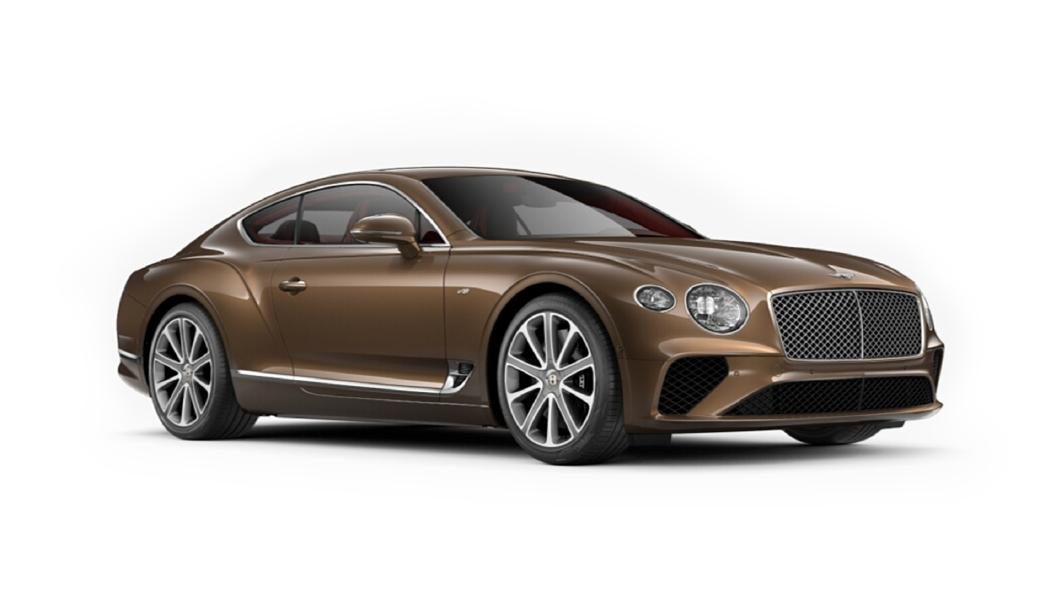 Bentley  Continental GT Bentayga Bronze Colour
