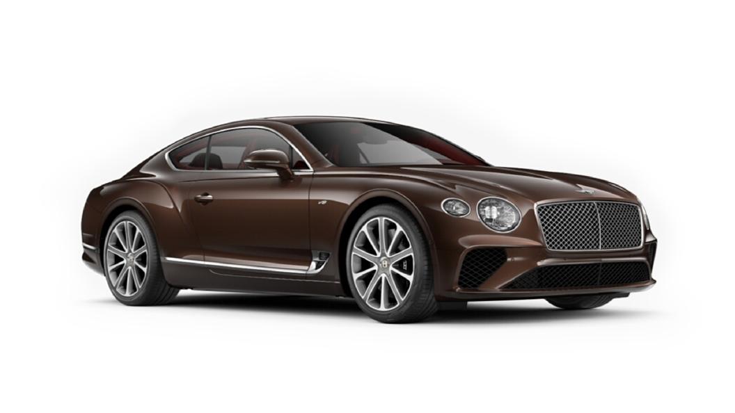 Bentley  Continental GT Bronze Colour