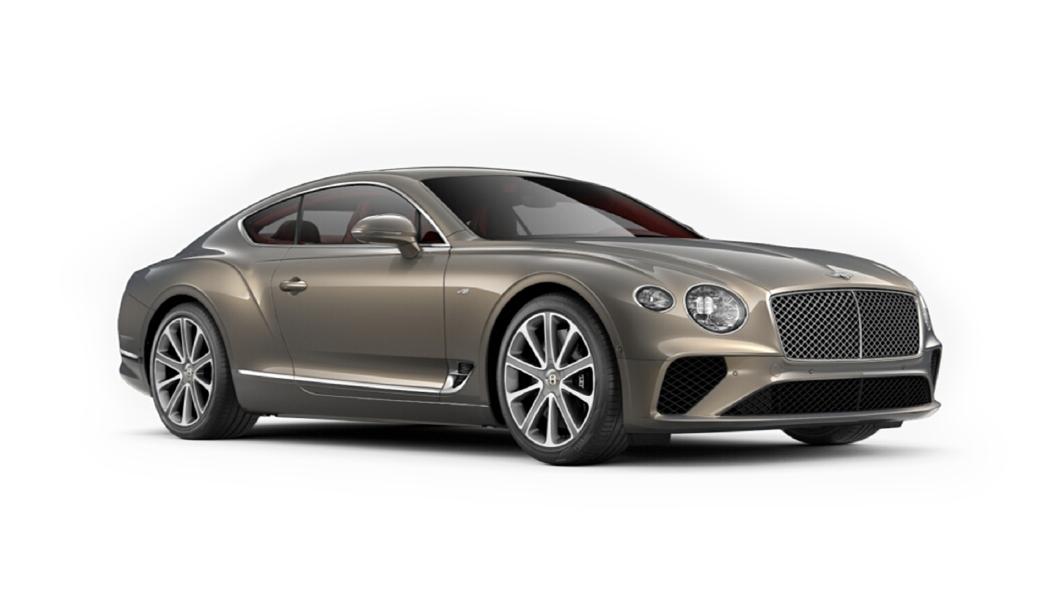 Bentley  Continental GT Extreme Silver Colour