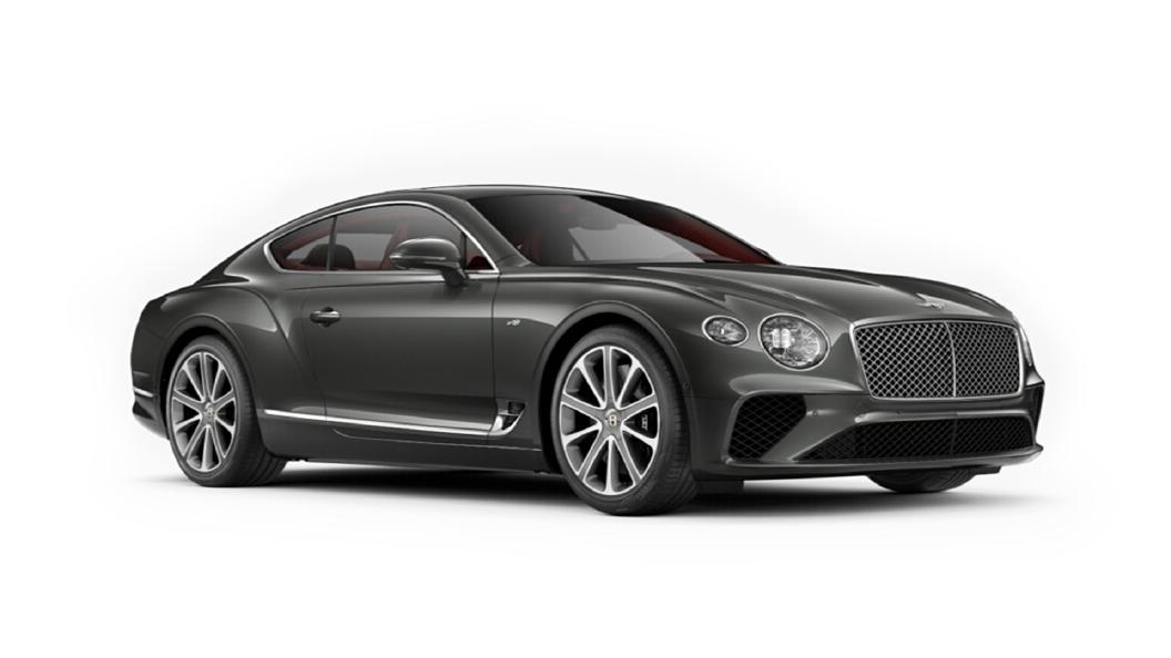 Bentley  Continental GT Granite Colour