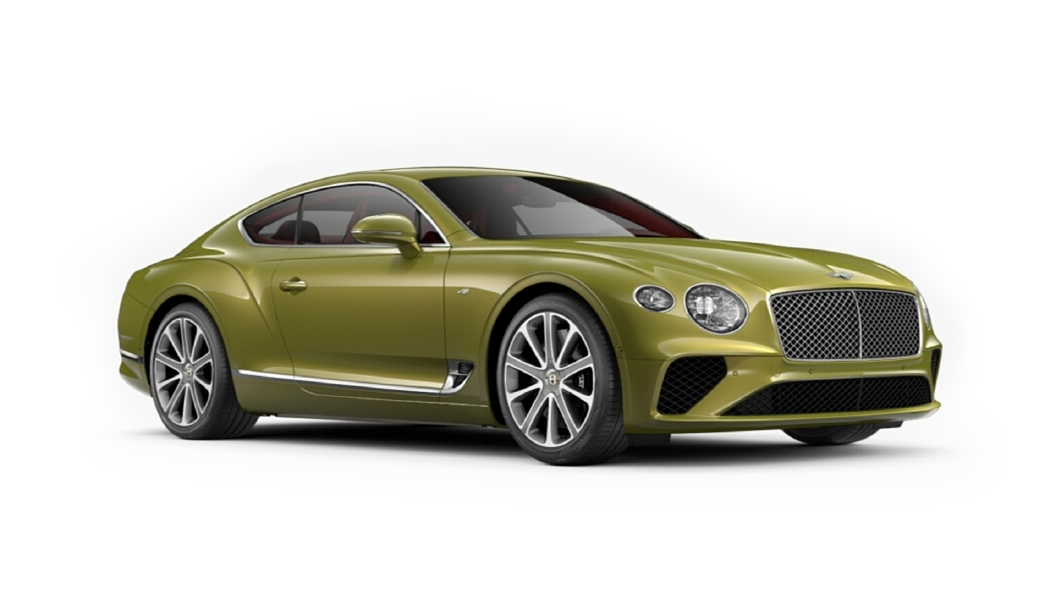 Bentley  Continental GT Radium Colour