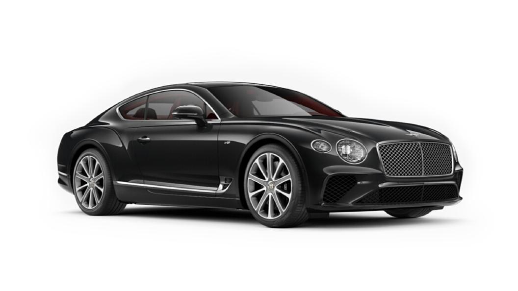 Bentley  Continental GT Titan Grey Colour
