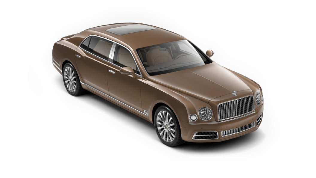 Bentley  Mulsanne Bentayga Bronze Colour