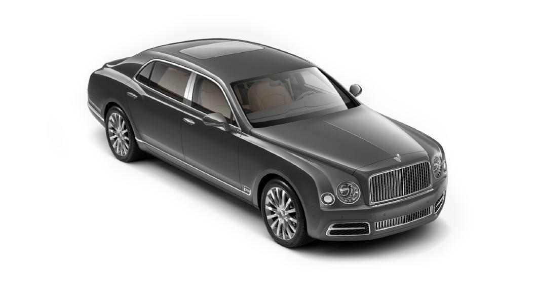 Bentley  Mulsanne Granite Colour