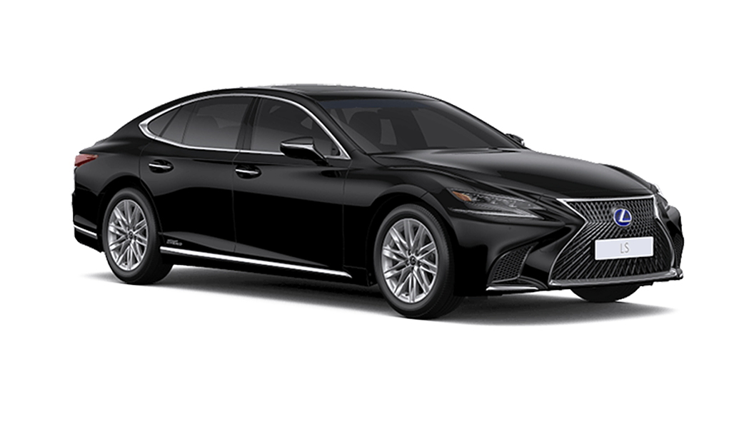 Lexus  LS Black Colour