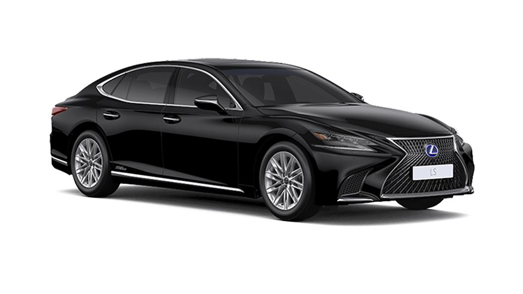 Lexus  LS Black Colour