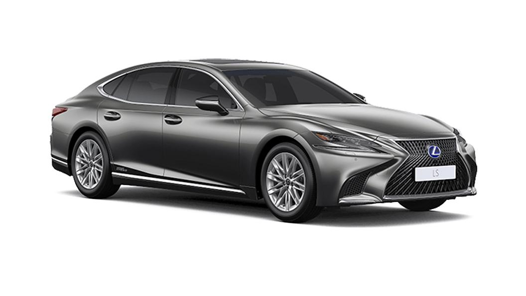 Lexus  LS Manganese Luster Colour