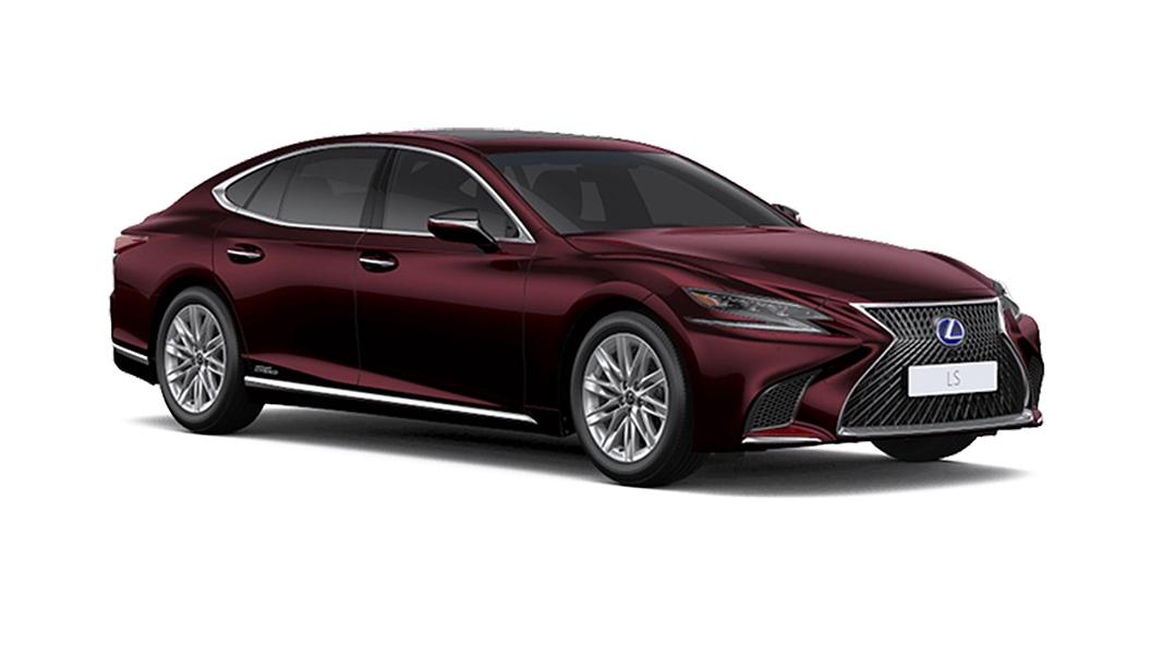 Lexus  LS Sonic Agate Colour
