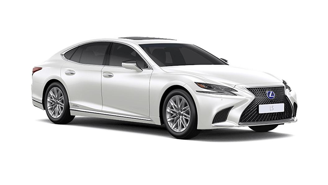 Lexus  LS Sonic Quartz Colour