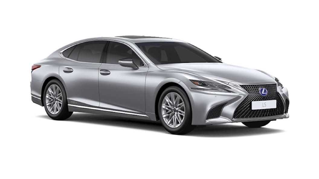 Lexus  LS Sonic Silver Colour