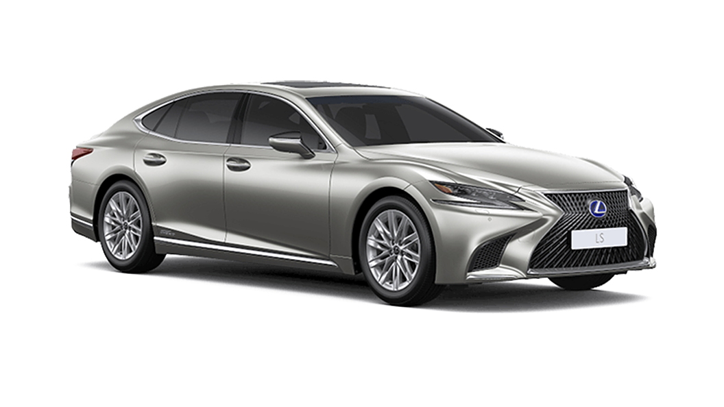 Lexus  LS Sonic Titanium Colour