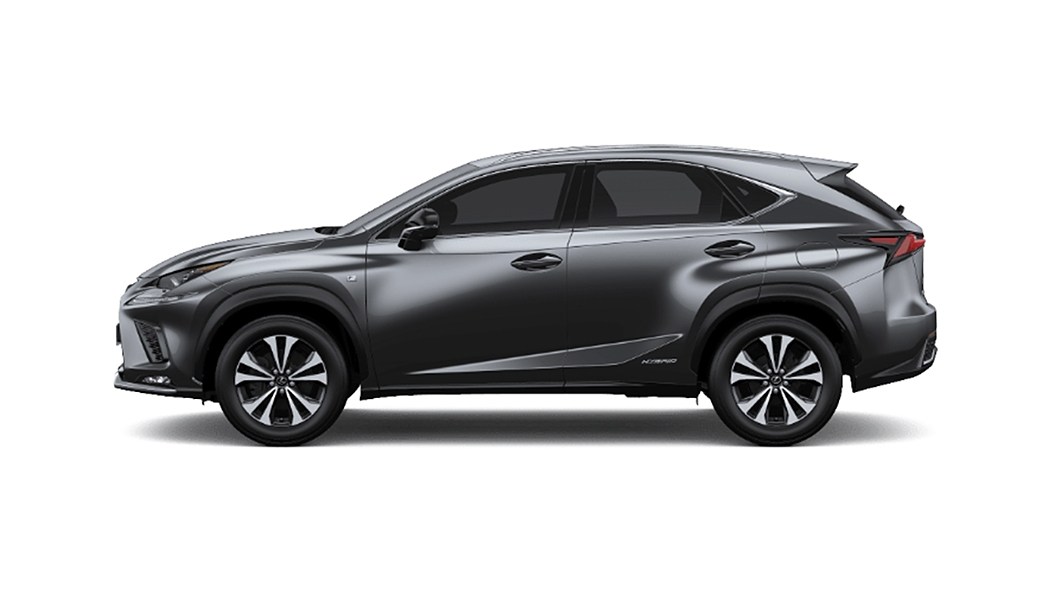 Lexus  NX Mercury Gray Mica Colour