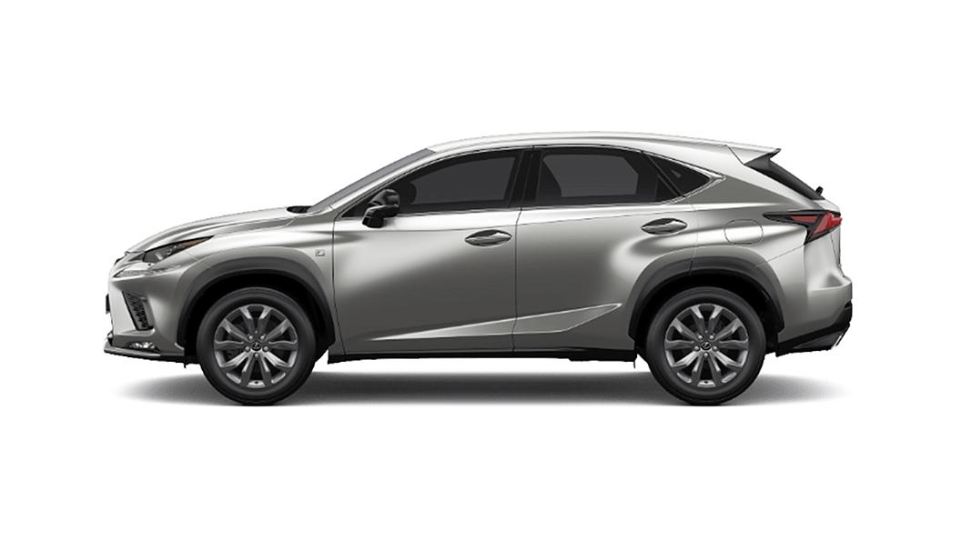 Lexus  NX Sonic Titanium Colour