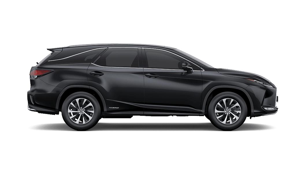 Lexus  RX Graphite Black Glass Flake Colour